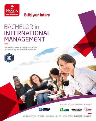 Bachelor in International Management