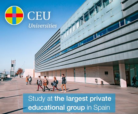 Study at the largest private educational group in Spain