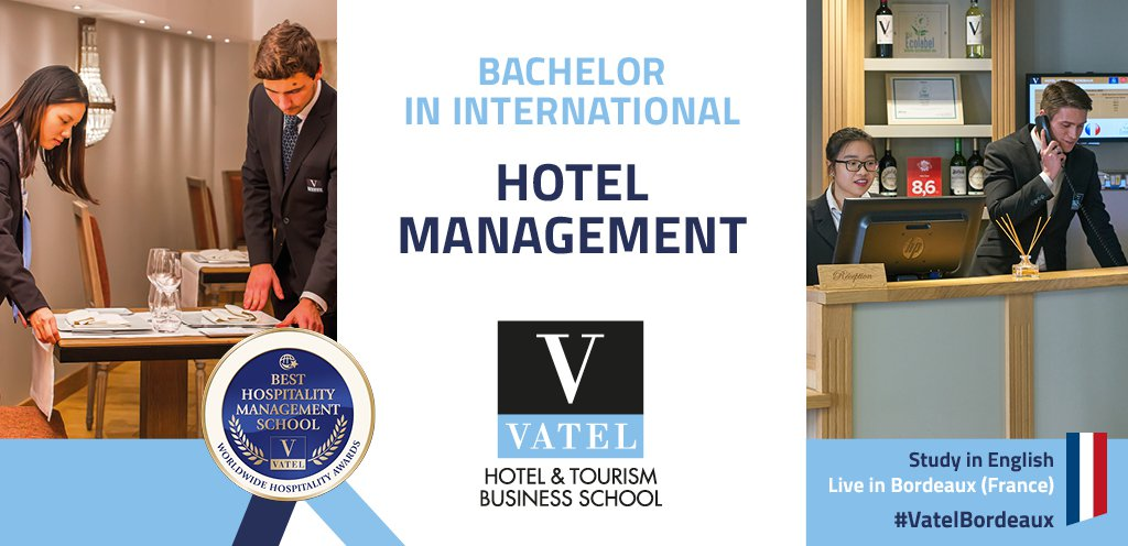 Bachelor in International Hotel Management