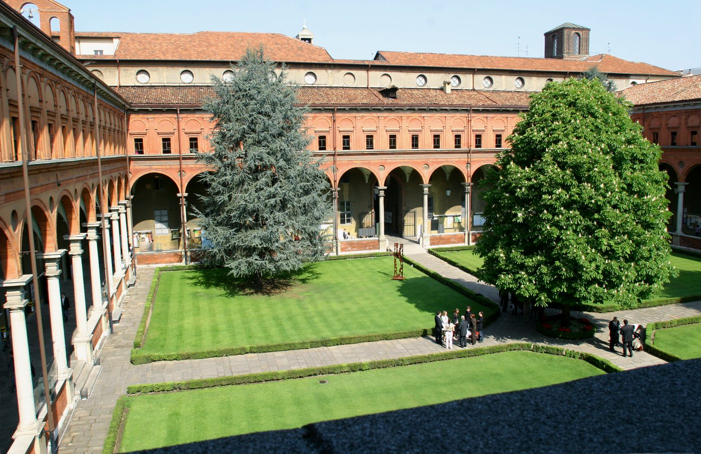 Università Cattolica del Sacro Cuore in Milan
