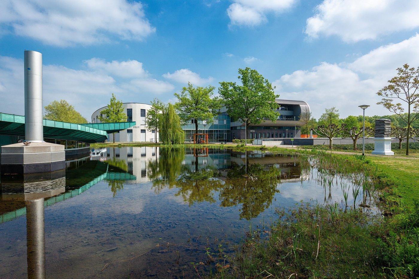 Radboud University - campus
