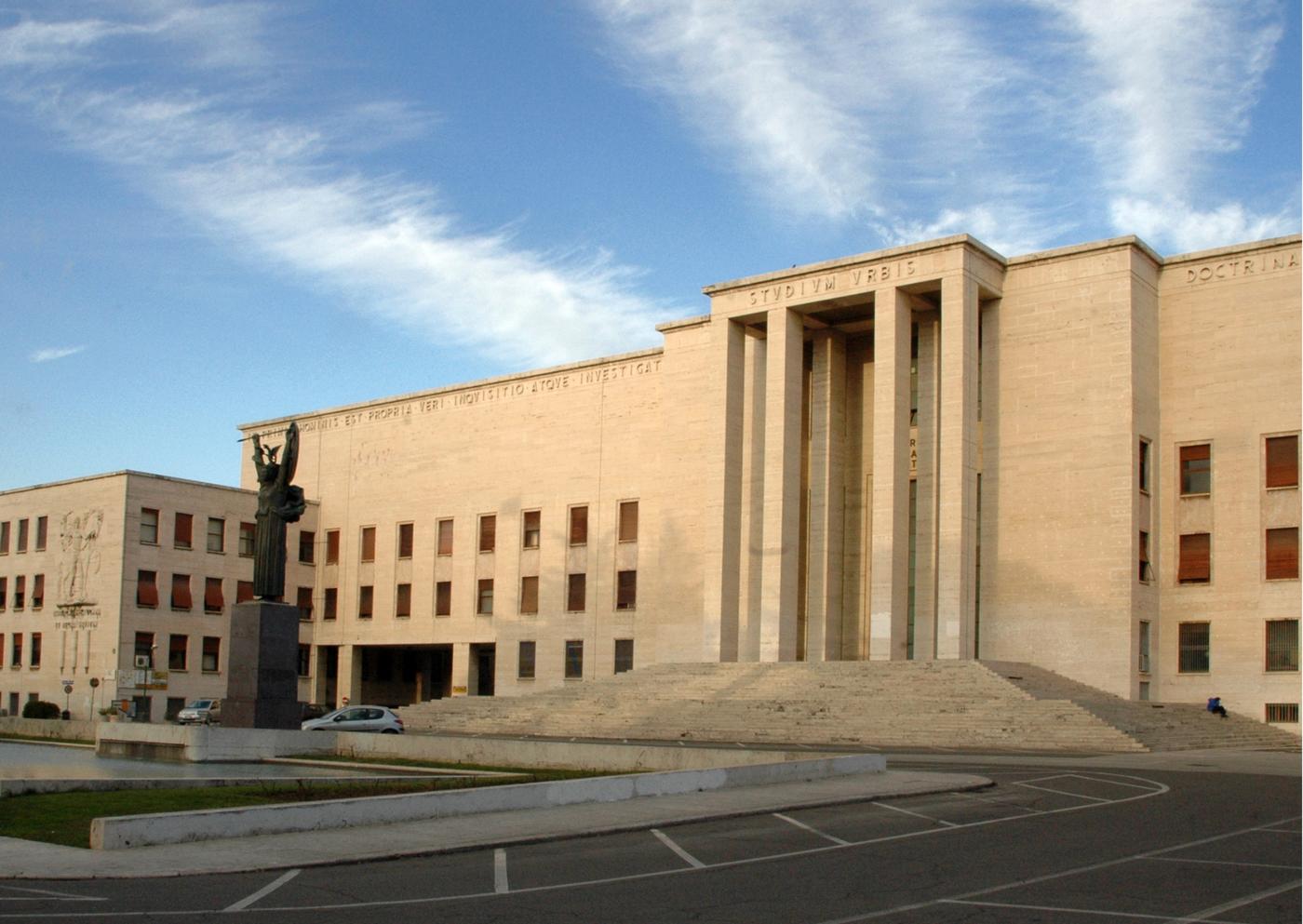 Main Campus - Rectorate Building