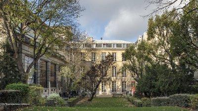 Sciences Po jardin du 27