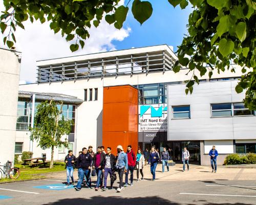 IMT Nord Europe - Campus of Villeneuve d'Ascq