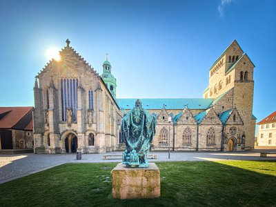 UNESCO World Heritage Site St Marys Cathedral