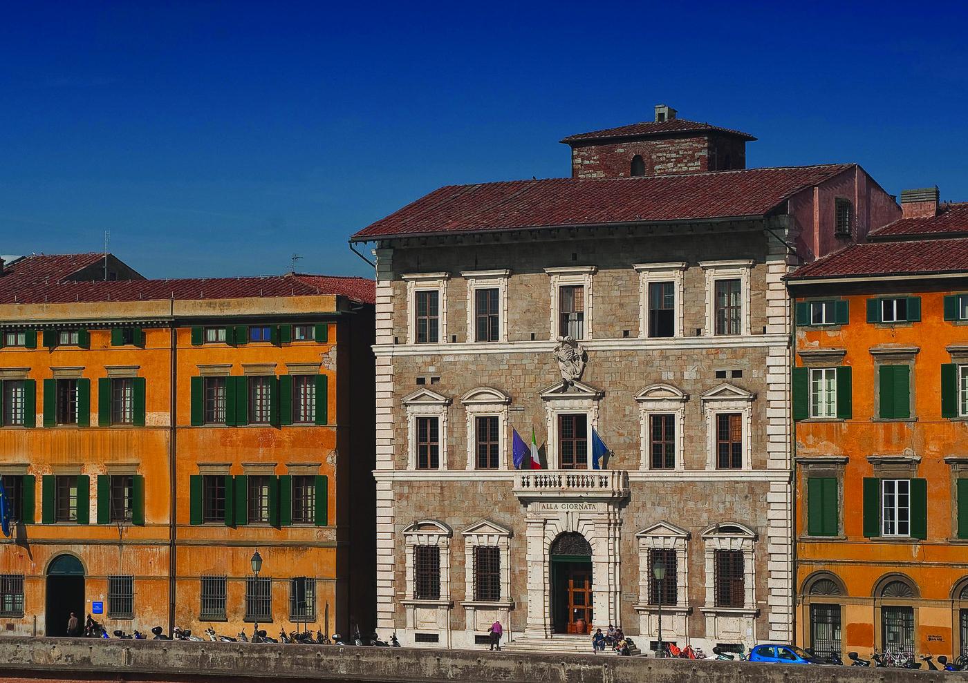 University of Pisa - Rectorate building