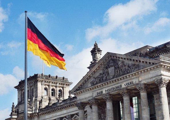 Platz der Republik, Berlin, Germany