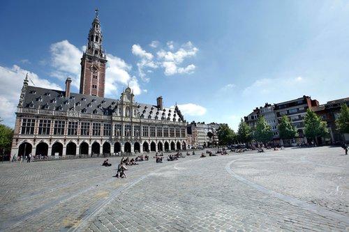 KU Leuven. Inspiring the outstanding.